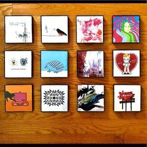 4x4 framed art prints